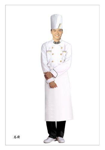 定做 厨师服