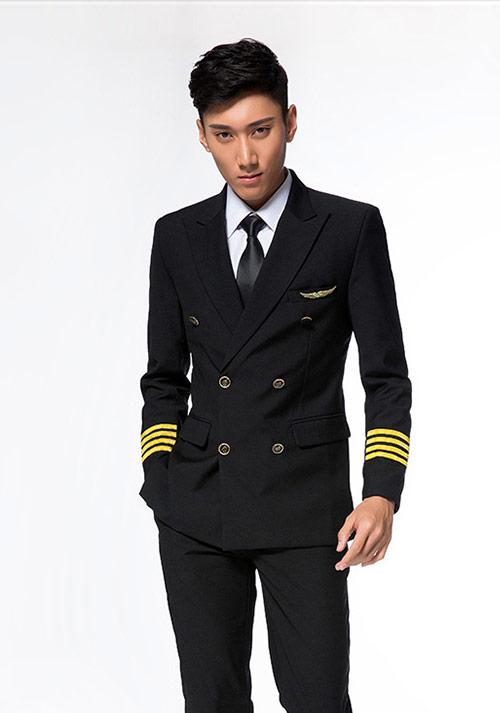 男士航空服装