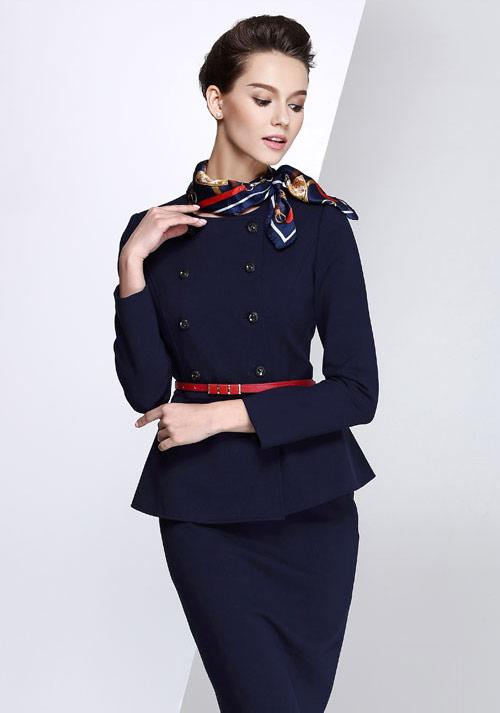 空姐航空制服1