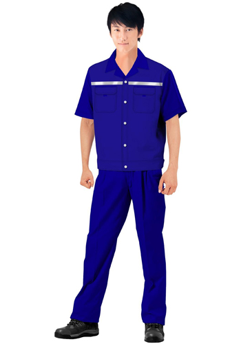 夏季定制短袖工程服的选择好处有哪些?