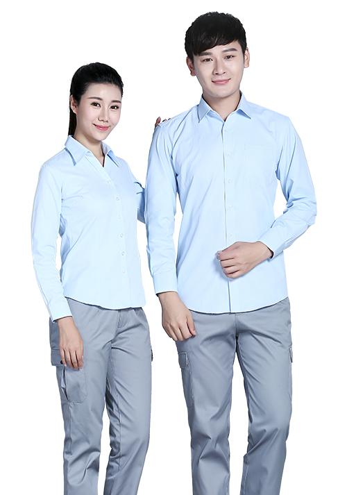 简单的定制衬衫搭配方法