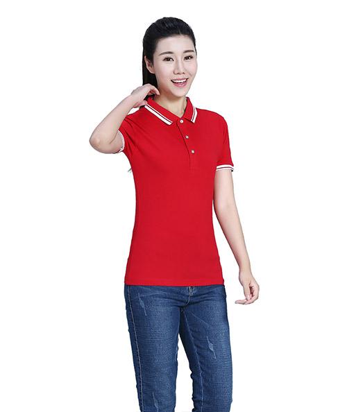 如何识别定制polo衫是否掉颜色呢