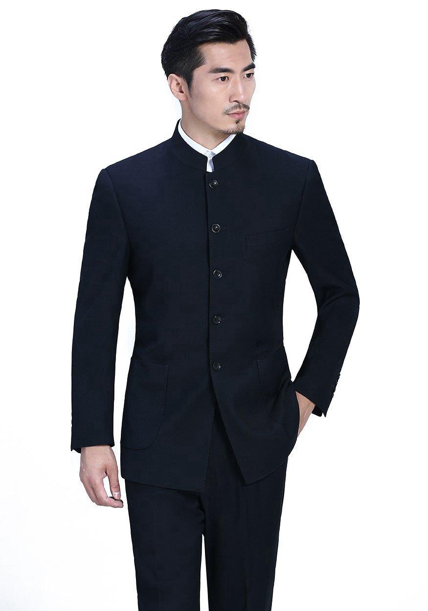 商务男士如何着装?穿着商务男士制服的法则是什么?