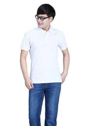 烈日炎炎纯棉纯白的订制T恤要怎么保养?