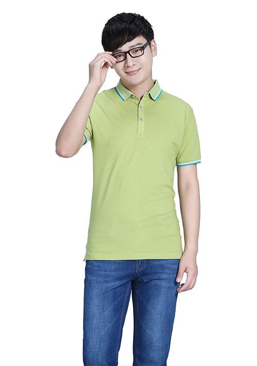 学习T恤和Polo衫的穿着区别你就不会再穿错了